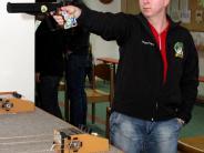 Luftpistole: Ausfälle sehr gut weggesteckt