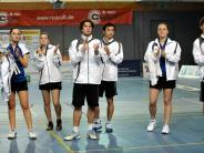 Badminton: Heimspieltag des TV Dillingen