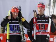 Wintersport: Teichmann und Angerer wollen es noch einmal allen zeigen