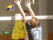 Volleyball: Negativserie reißt nicht ab