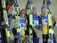 Wintersport: Freitag gewinnt, Freund wird Dritter