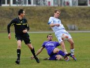 Fußball Kreisliga: Keine Tore im Spitzenspiel