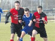 Fussball-Kreisliga Nord: Maihingen nutzt zwei Ausrutscher