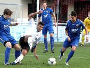 Fußball II: Kleiner Rückschlag für den BC Aichach