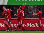 Regionalliga Bayern: Raus aus der Minikrise
