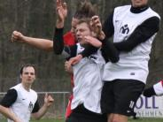 Bezirksliga Nord: Mit Rumpfelf gegen Spitzenteam