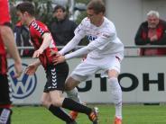 Fußball-Bayernliga: Aindling bleibt dran