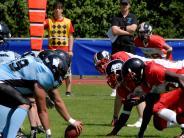 American FootballFootball: Ein vorentscheidendes Match