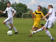Fußball in der Nachbarschaft: Keine Tore in Zusamzell