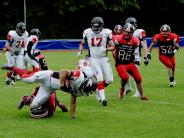 Football: Zurück an der Spitze