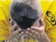 Sportler und die Hitze: Mensch gegen Glutofen an mehreren Fronten