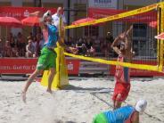 Beachvolleyball: Höchstleistung zum Saisonfinale