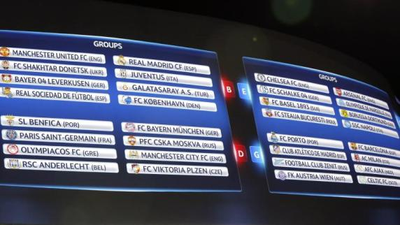 champion league spielplan