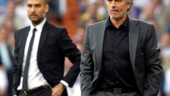 Fußball: Mourinho gegen Guardiola: Es ist wieder soweit