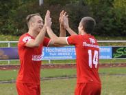 Landesliga: Mit vereinten Kräften zum Erfolg