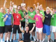 Volleyball: Triumph beim Wiesnturnier