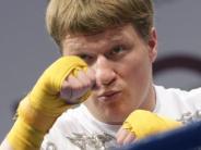 Boxen: Putin am Ring
