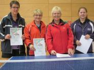 Tischtennis: In Buttenwiesen Rückkehr zu alten Zeiten