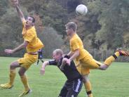 Fußball in der Nachbarschaft: SV Ehingen-Ortlfingen kommt unter die Räder