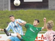 Fußball Kreisklasse: Derby diesmal in Wulfertshausen