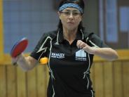 Tischtennis-Landesliga: Enttäuschung nach dem Gipfeltreffen