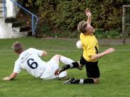 Fußball, Bezirksliga: Eine gefühlte Niederlage