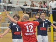 Volleyball: Ein Krimi im Spitzenspiel