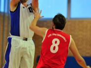 Basketball-Bayernliga Männer: Den Tabellenführer bezwungen