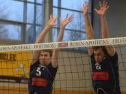 Volleyball: Spitzenspiel am ersten Advent