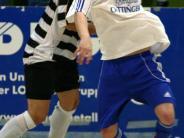 Hallenfußball: Finaltickets für Niederhofen und Ederheim