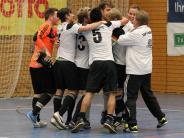 Schwäbische Vorrunde: TSV gewinnt Überraschungsfinale