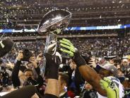 American Football: Seattle Seahawks erstmals Super-Bowl-Champion
