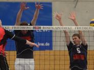 Volleyball: Nur an Erfahrung gewonnen