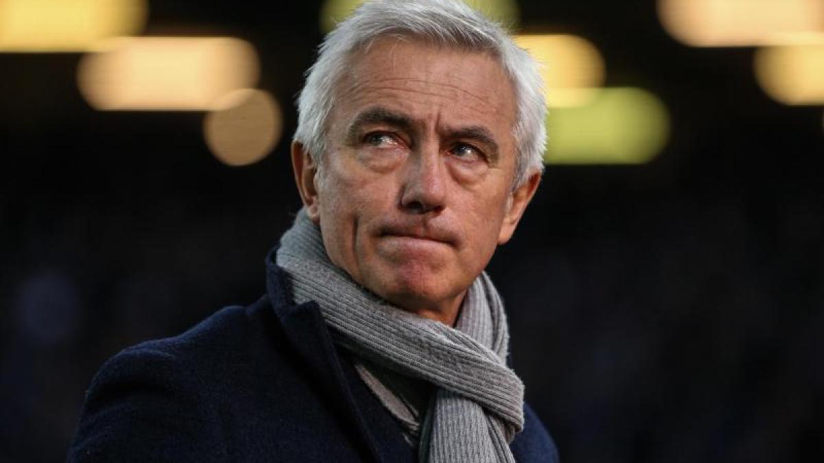 Fußball: Endspiel für HSV-Trainer - Slomka in ...