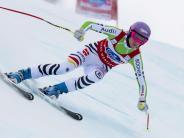 Ski alpin: Höfl-Riesch nur Neunte - Herren-Junior weckt Hoffnung