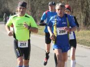 Leichtathletik: Starterzahl verdoppelt, Streckenrekord getoppt