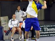 Badminton: 2. Bundesliga: TV Dillingen - TSV Neuhausen-Nymphenburg 2 : 6