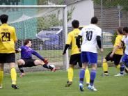 Fußball  :  Kreisklasse West II: TSV Haunsheim  -  SV  Holzheim  0  :  1