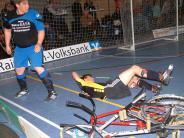 Radball: Brunner/Keller sind Vizemeister