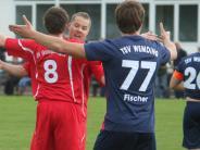 Fußball-A-Klasse Nord: Megesheim nicht mehr zu verdrängen