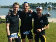 Triathlon: Harburg spielt weiter eine gute Rolle