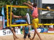 Beach-Volleyball: Furioses Finale in Fürth