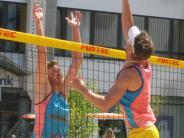 Beachvolleyball: Im Viertelfinale ist diesmal Endstation
