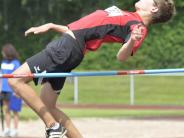 Leichtathletik: 160 Athleten kämpften um Landkreismeistertitel