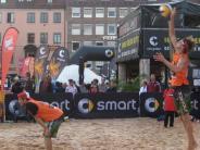 Beachvolleyball: Bittere Niederlage in Nürnberg