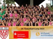 Basketball: Jubiläumscamp beim TSV