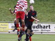 Fußball-Kreisklasse Nord II: Tabellenführung verpasst