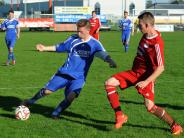 Kreisklasse Nord II: Mertingen jubelt in der Nachspielzeit