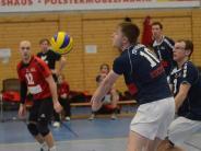 Volleyball: Im Tiebreak ist der Aufsteiger letztlich stärker