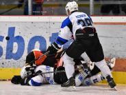 Eishockey: Diesmal wurde nicht nur gekämpft